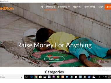 Fund raising Platform (gofundme clone)