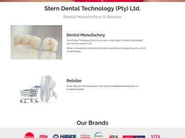 Stern Dental ERP