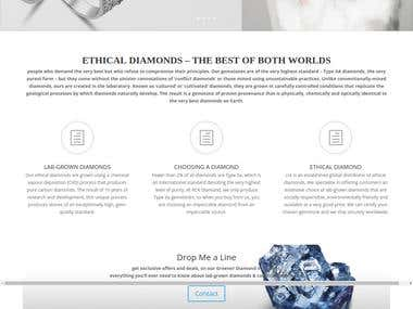 Diamond Manufacturing and E-Commerce