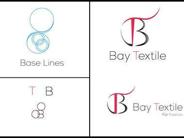 Bay Textile // Logo Design