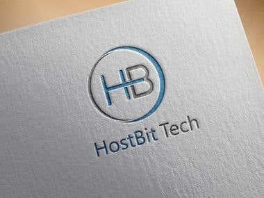 Hotbit Tech Logo Design