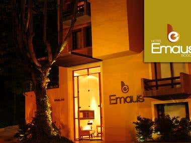 Hotel Emaus Bogotá | Brochure