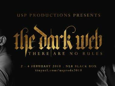 Theatre Production Publicity Campaign