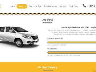 kalka taxi services