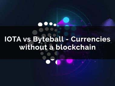 Develop IOTA /Byteball Tangle ( DAG ) Platform From Scratch
