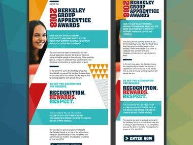 Berkeley Apprentice Awards
