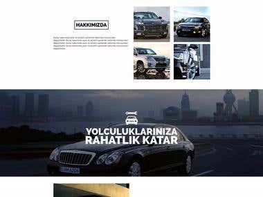 Basturk Automotive Website Project