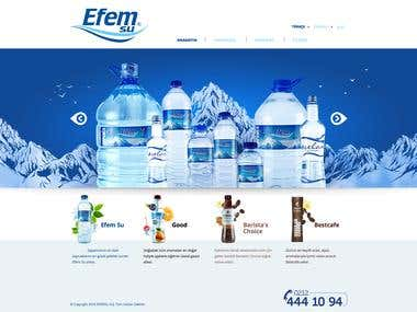 Efemsu Website Project