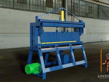 Sheet Press Machine