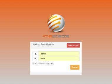 FPS (Imporiente) Website + Admin