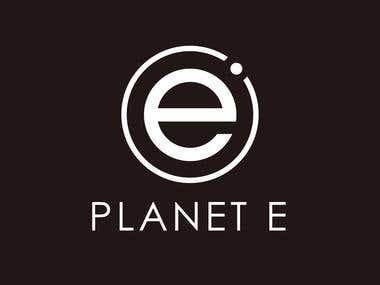 Planet-E (Logo Concept)