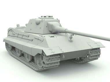 Tank E-50