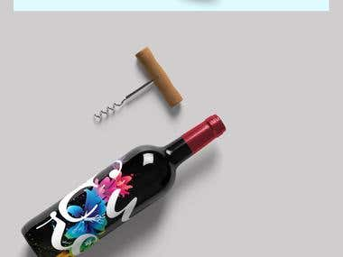 Wine Lable Packaging