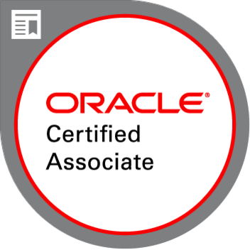 Oracle Certified Associate SE8 (OCA)