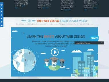 WordPress website by divi. https://www.denverdoran.com