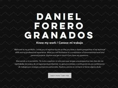 https://danielmforero.wixsite.com/website