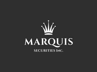 Marquis Logo design
