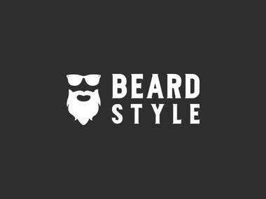BeardStyle Logo design