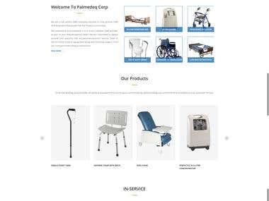 PalmedeqCorp.com