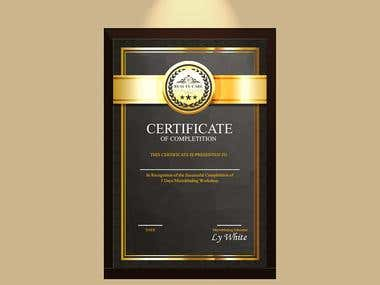 USA Beauty Microblading Certificate