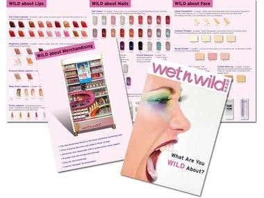 Wet 'n' Wild Product Brochure