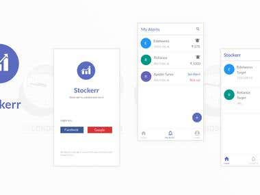 Stockerr — Stock market alerts