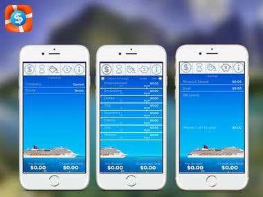 Ship Cruise Card