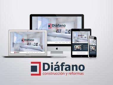Web WordPress & Logotipo