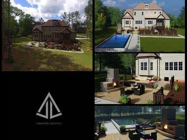 Landscape Design - Outdoor space (USA)