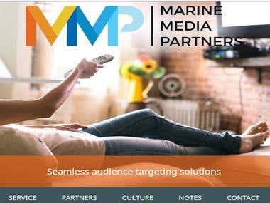 Marine Media Partner