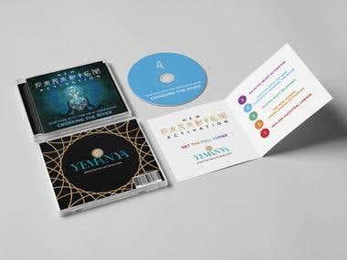 CD Jewel Box Design