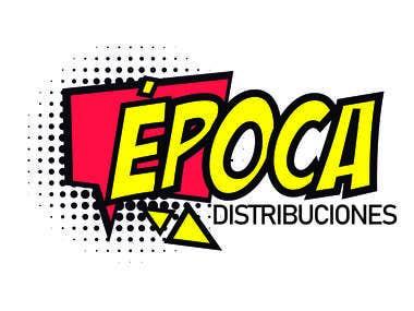Logotipo Época Distribuciones