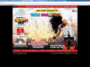 Ahmedabad Mirror Talent Hunt
