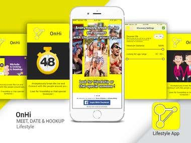 OnHi - Meet, Date & Hookup