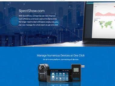SpectShow