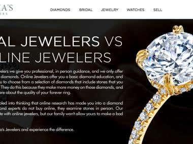 Magenot 2 Jewellery Store