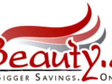 Beauty Supply Store Logo
