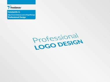 Vectors & typography custom Logo design