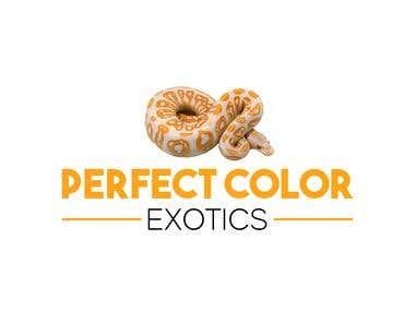 Perfect Color Exotics