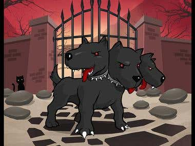 c is for cerberus