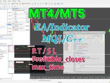 MT4/MT5 EA and Indicator