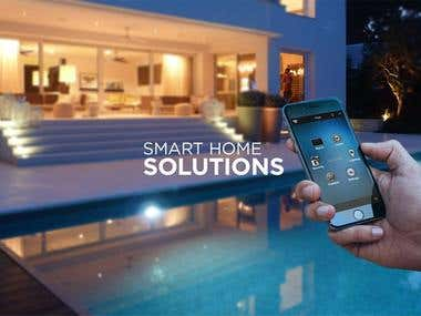 iControl Home Automation App