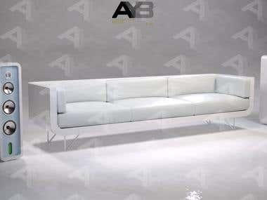 Sofa Design - 02.