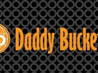 Daddy Buckets Logo