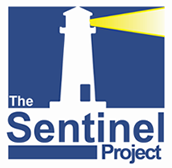 Logo and Website for The Sentinel Project