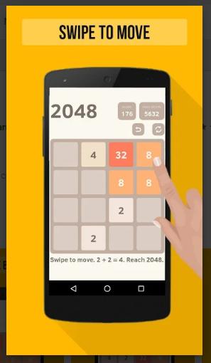 2048-Puzzle