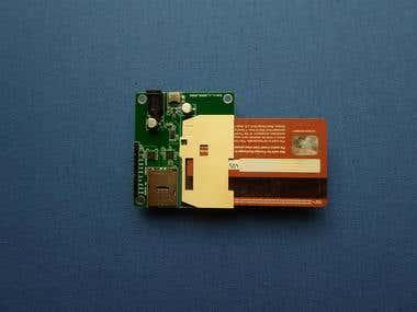 Dual Smart Card Reader