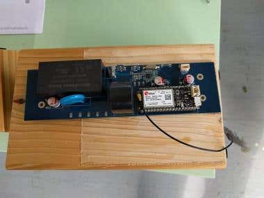 Electric Vehicle Charger Communications Board