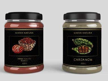 Spice package design