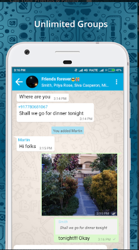 Chat Software (WhatsApp Clone)